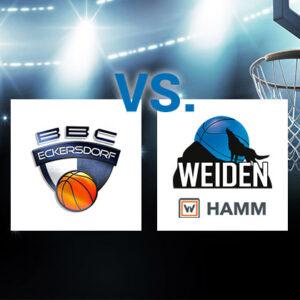 Schweres Auswärtsspiel für HAMM Baskets