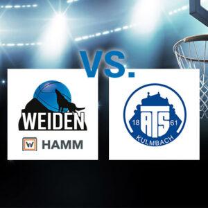 Letztes Saisonspiel für HAMM Baskets – Basketballer wollen gegen ATS Kulmbach Saison positiv beenden