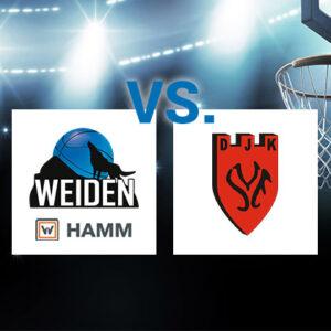 Kellerduell für HAMM Baskets