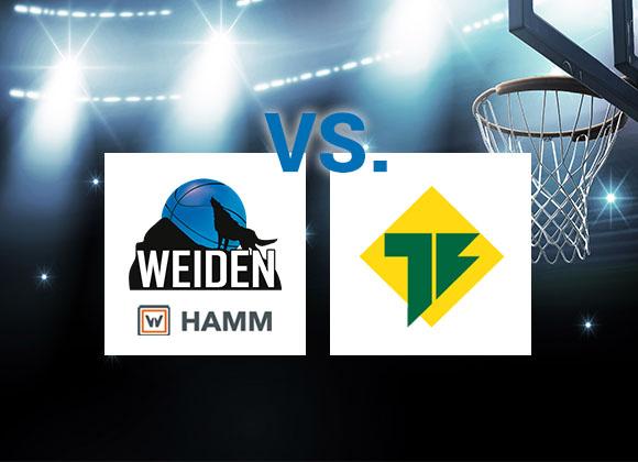 Rückrundenauftakt für HAMM Baskets