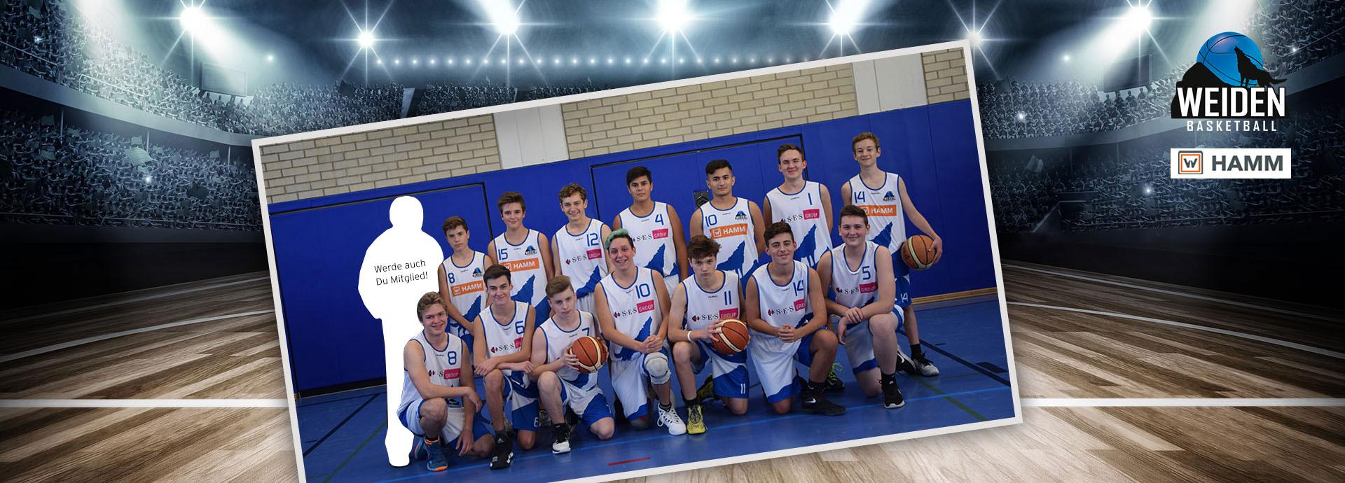 Weiden Basketball