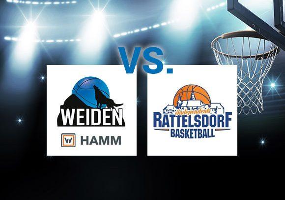 HAMM Baskets starten in die Rückrunde